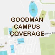 Goodman Campus WiFi Coverage Map