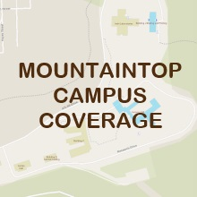 Mountaintop Campus WiFi Coverage Map